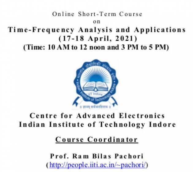 Online Short-Term Course