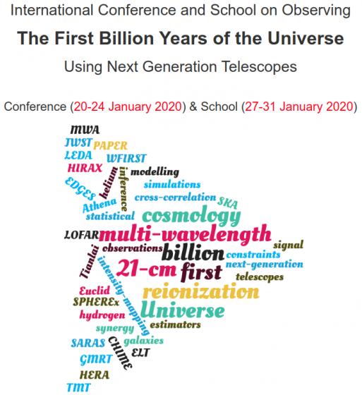 First Billion Years