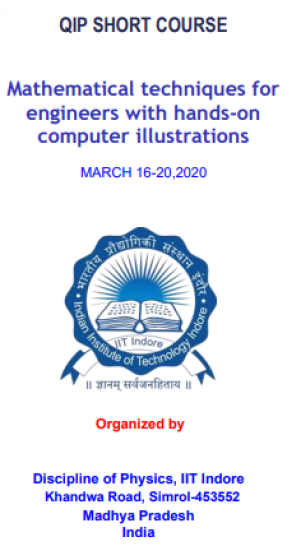 Mathematical techniques for engineers with hands-on computer illustrations