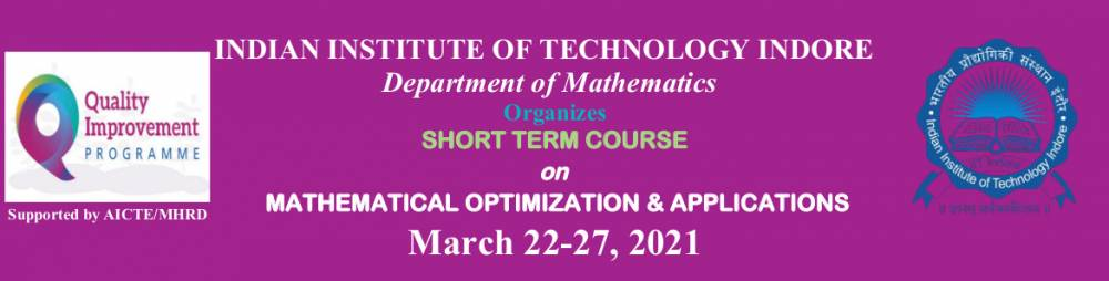 SHORT TERM COURSE