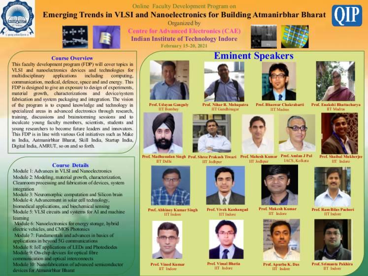 Online Faculty Development Program on