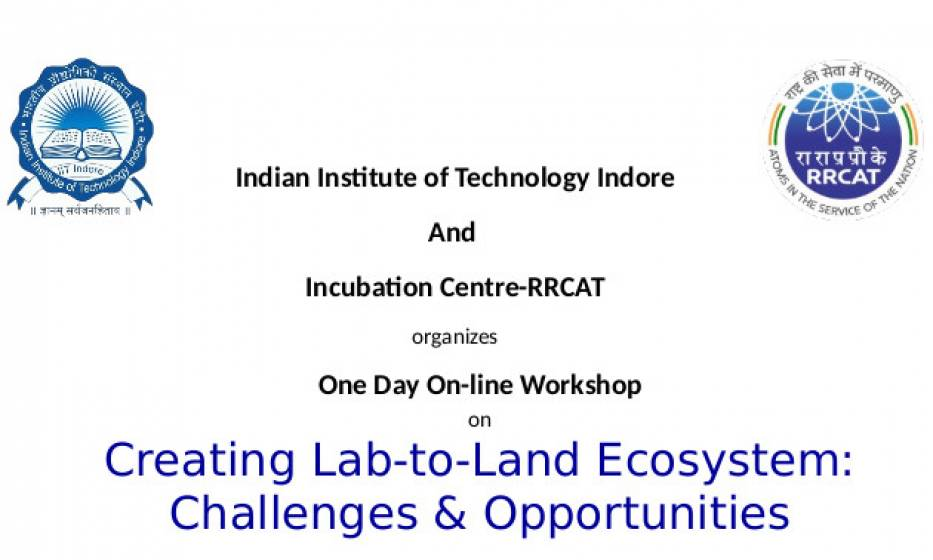 One Day On-line Workshop on