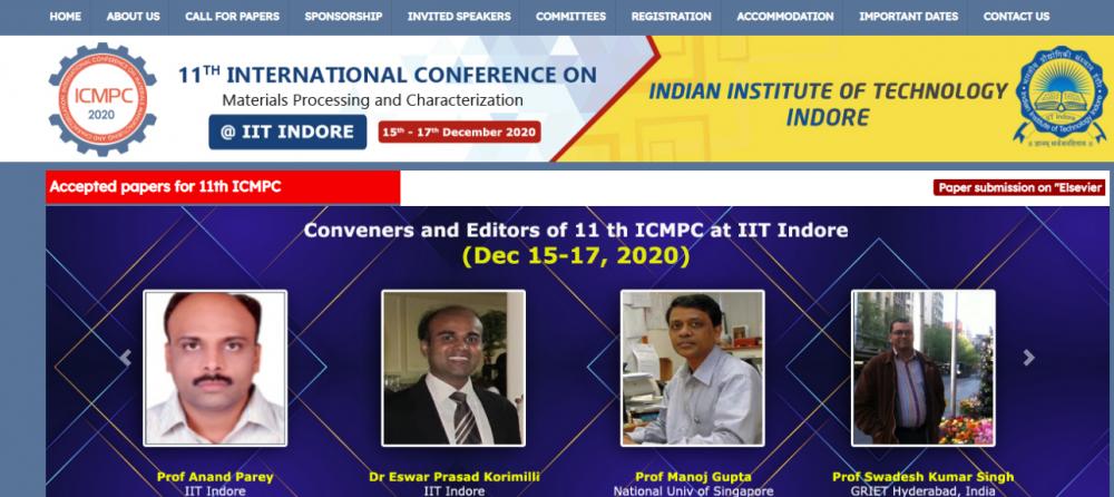 11th ICMPC
