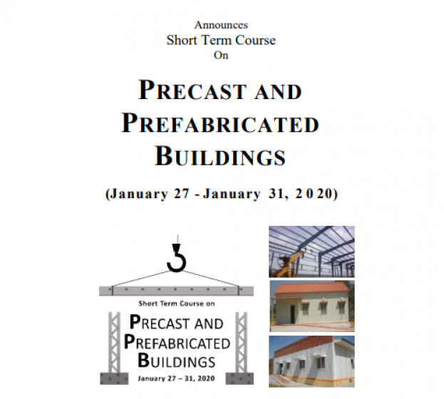 PRECAST AND PREFABRICATED BUILDINGS