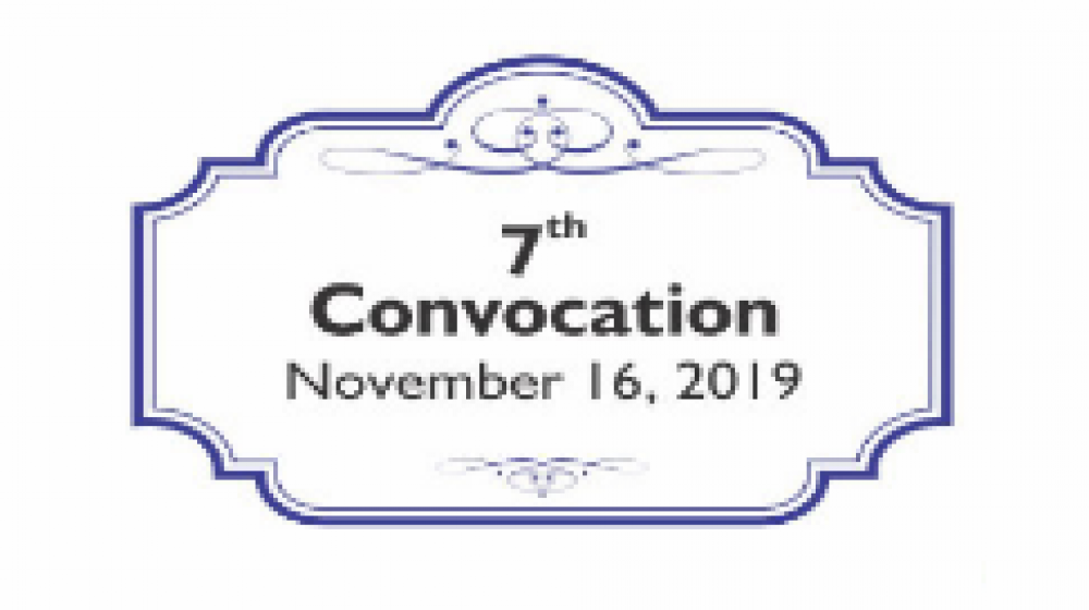 CONVOCATION-2019
