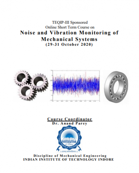 Noise and Vibration Monitoring of Mechanical Systems