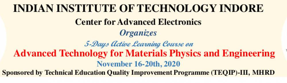 Center for Advanced Electronics  Organizes